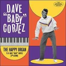 "Dave ""Baby"" Cortez: The Happy Organ / Dave Baby Cortez +9, CD"