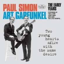 Simon & Garfunkel: Two Young Hearts Afire With The Same Desire: The Early Years, CD