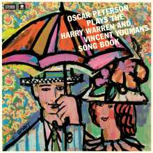 Oscar Peterson (1925-2007): Plays The Harry Warren & Vincent Youmans Songbook (remastered) (180g) (Limited Edition), LP