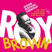 Roy Brown (Blues) (1925-1981): Good Rockin' Tonight, CD