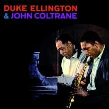 Duke Ellington & John Coltrane: Duke Ellington & John Coltrane + 5 Bonus Tracks, CD