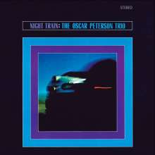 Oscar Peterson (1925-2007): Night Train (180g) (Limited Edition) (Colored Translucent Purple Vinyl), LP