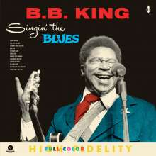 B.B. King: Singin' The Blues (180g) (Limited-Edition), LP