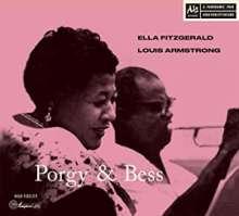 Louis Armstrong & Ella Fitzgerald: Porgy & Bess, CD