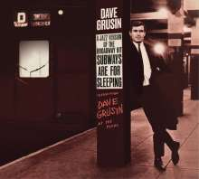 Dave Grusin (geb. 1934): Subways Are For Sleeping+Piano,Strings And Moon, CD
