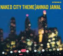 Ahmad Jamal (geb. 1930): Naked City Theme+Bonus Album: Extensions, CD