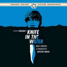Krzysztof Komeda (1931-1969): Filmmusik: Knife In The Water (Limited Edition), CD