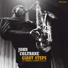 John Coltrane (1926-1967): Giant Steps: The Stereo & Mono Versions (remastered) (180g) (Limited-Edition), 2 LPs