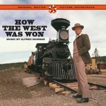 Alfred Newman (1900-1970): Filmmusik: How The West Was Won + 1 (Limited-Edition), 2 CDs