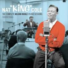 Nat King Cole (1919-1965): The Complete Nelson Riddle Studio Sessions, 8 CDs