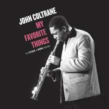 John Coltrane (1926-1967): My Favorite Things: The Stereo & Mono Versions (remastered) (180g) (Limited-Edition), 2 LPs