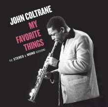 John Coltrane (1926-1967): My Favorite Things: The Stereo & Mono Versions (Limited-Edition), 2 CDs