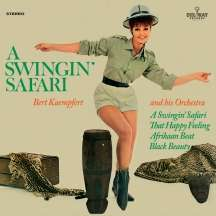 Bert Kaempfert (1923-1980): Swingin' Safari (180g) (Limited Edition), LP