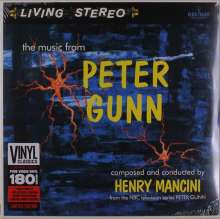 Henry Mancini (1924-1994): Filmmusik: The Music From Peter Gunn (O.S.T.) (remastered) (180g) (Limited Edition), LP