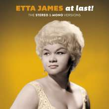 Etta James: At Last! The Stereo & Mono Versions (180g) (Limited-Edition), 2 LPs