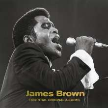 James Brown: Essential Original Albums, 3 CDs