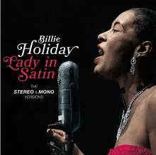 Billie Holiday (1915-1959): Lady In Satin: The Stereo & Mono Versions + 16 Bonus Tracks, 2 CDs