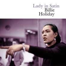 Billie Holiday (1915-1959): Lady In Satin (180g) (Limited Edition) (Translucent Purple Virgin-Vinyl), LP