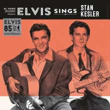 Elvis Presley (1935-1977): Sings Stan Kesler (Colored Vinyl), Single 7""