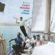 Chet Baker (1929-1988): Chet Baker And Crew (180g) (Limited Edition), LP