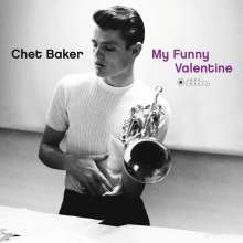 Chet Baker (1929-1988): My Funny Valentine (180g) (Limited-Edition) (William Claxton Collection), LP