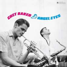Chet Baker (1929-1988): Angel Eyes (180g) (Limited-Edition) (William Claxton Collection) +1 Bonustrack, LP