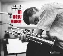 Chet Baker (1929-1988): In New York (Jazz Images), CD