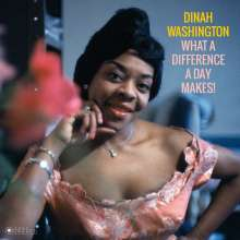Dinah Washington (1924-1963): What A Difference A Day Makes!, CD