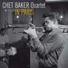 Chet Baker (1929-1988): In Paris (180g) (Limited-Edition), 2 LPs