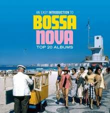 Easy Introduction To Bossa Nova: Top 20 Albums, 9 CDs