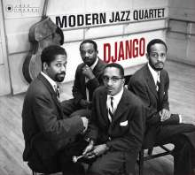 The Modern Jazz Quartet: Django / Pyramid, 2 CDs