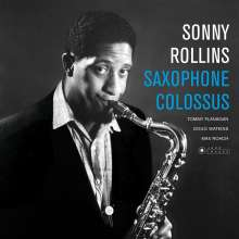 Sonny Rollins (geb. 1930): Saxophone Colossus (Jazz Images), CD