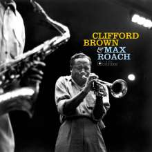 Clifford Brown & Max Roach: Clifford Brown & Max Roach (180g) (Limited Edition) (William Claxton Collection) (+1 Bonustrack), LP