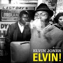 Elvin Jones (1927-2004): Elvin (180g) (Limited-Deluxe-Edition) (William Claxton Collection), LP