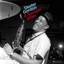 Dexter Gordon (1923-1990): A Swingin' Affair (180g) (Limited Edition) (Francis Wolff Collection) (+1 Bonustrack), LP