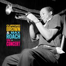 Clifford Brown & Max Roach: In Concert! (180g) (Limited Edition) (Francis Wolff Collection), LP