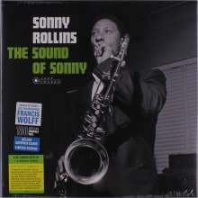 Sonny Rollins (geb. 1930): Sound Of Sonny (180g) (Limited Edition) (Francis Wolff Collection) +1 Bonus Track, LP