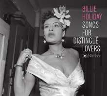 Billie Holiday (1915-1959): Songs For Distingue Lovers / Body And Soul (Jean-Pierre Leloir Collection) (Jazz Images), CD