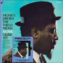 Thelonious Monk (1917-1982): Monk's Dream (180g), 1 LP und 1 CD