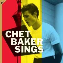 Chet Baker (1929-1988): Chet Baker Sings (+10 Bonus Tracks) (180g), 1 LP und 1 CD