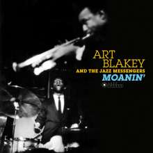 Art Blakey (1919-1990): Moanin' (180g) (Limited Edition), LP