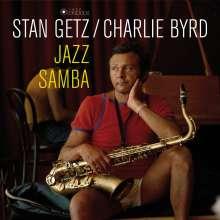 Stan Getz & Charlie Byrd: Jazz Samba (180g) (Limited Edition), LP