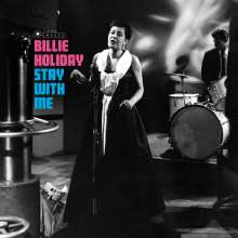 Billie Holiday (1915-1959): Stay With Me (Jean-Pierre Leloir Collection), CD
