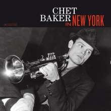 Chet Baker (1929-1988): In New York (Limited Edition), CD
