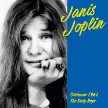 Janis Joplin: California 1962 - The Early Days (Limited Edition), LP