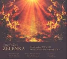 Jan Dismas Zelenka (1679-1745): Missa Sanctissimae Trinitatis ZWV 17, CD
