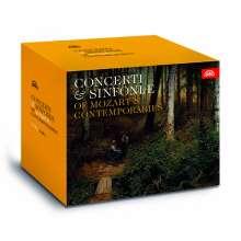 Sinfoniae & Concerti of Mozart Contemporaries (Exklusiv-Set für jpc), 8 CDs