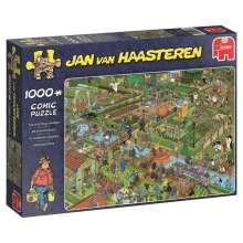 Jan van Haasteren - Der Gemüsegarten - 1000 Teile Puzzle, Diverse