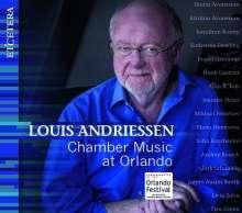Louis Andriessen (geb. 1939): Kammermusik - Chamber Music at Orlando, CD