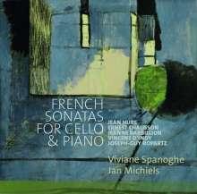 Jean Hure (1877-1930): Cellosonate fis-moll, CD
